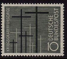 W Germany 1956 War Graves SG 1174 MNH