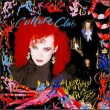 Culture Club Waking Up With The House on Fire - US Lp