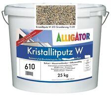 Alligator Kristallitputz W 610 Buntsteinputz 25 kg