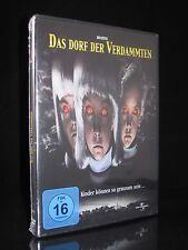 DVD DAS DORF DER VERDAMMTEN - 1995 - JOHN CARPENTER - CHRISTOPHER REEVE * NEU *