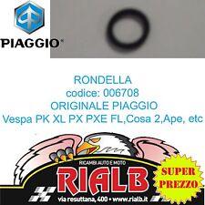 RONDELLA 006708 ORIGINALE PIAGGIO VESPA PK XL RUSH 50 , PK XL 125 APE CAR P2-P3