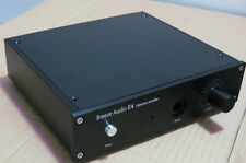 Aluminum headphone amplifier Enclosure Chassis case AMP box DIY AUDIO