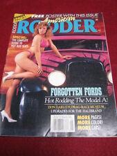 AMERICAN RODDER #26 - FORGOTTEN FORDS - May 1991