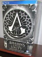 Assassin's Creed: Unity Collector's Edition Playstation 4 (Read Description)