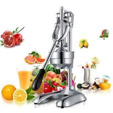 Heavy Duty Hand Press Orange Lemon Citrus Juicer Fruit Extractor Juice Squeezer