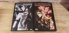 Stieg Larsson's The Girl Who Played With Fire & Dragon Tattoo Books Lot