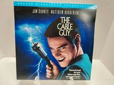 The Cable Guy Laserdisc LD Nice Shape NOT DVD