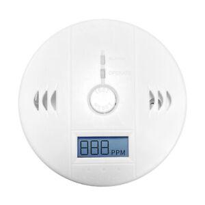 3styles Carbon Monoxide Detector Kitchen CO Gas Test Home Safty LCD Combination1