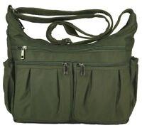 Volganik Rock Women's Crossbody Bag Waterproof Shoulder Purse Travel Handbag