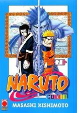 NARUTO COLOR 7 - PLANET MANGA PANINI - NUOVO
