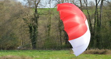 Supair Shine Solo Round Reserve Parachute - For Paragliding & Ppg Size Large