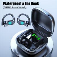 Mini Earbuds Stereo Headphones Bluetooth 5.0 Headset TWS Wireless Earphones US