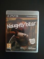 NAUGHTY BEAR - PS3 FISICO - PAL ESPAÑA PLAYSTATION 3