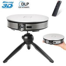 2GB 16GB Mini HD 4K 3D DLP Projector Android WiFi Home Theater Projector HDMI