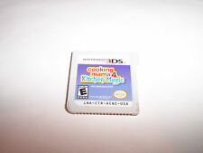 Cooking Mama 4 Kitchen Magic (Nintendo 3DS) XL 2DS Game