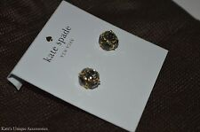 KATE SPADE LADY MARMALADE STUDS EARRINGS O0RU1439 BlackDiamond Color NEW