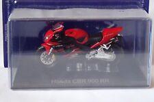 MOTO HONDA CBR 900 RR série les grandes motos à collectionner  ALTAYA / IXO