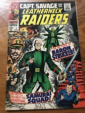 Captain Savage and his Leatherneck Raiders 2