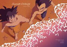 Dragon Ball Doujinshi Kakalot X Vegeta (B5 20pages) Sunset Orange Nishimun