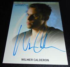 Marvel: Agents of S.H.I.E.L.D. Season 2 Autograph Card Wilmer Calderon as Idaho