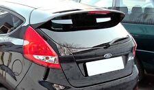 Ford Fiesta MK7 Spoiler ALETTONE tetto post tuning vetroresina ST ZETEC S LOOK