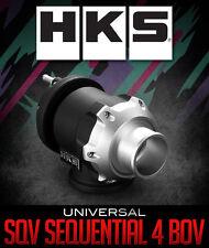 GENUINE HKS SQV SEQUENTIAL 4 BLOW OFF VALVE 51MM BOV 71008-AK004