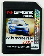 Nokia N-Gage Spiel COLIN MACRAE RALLY 2005