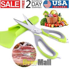 Stainless Steel kitchen Shears Sharp Premium Heavy Duty Multi Purpose Scissors