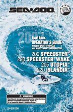 boats watercraft manuals literature for seadoo ebay rh ebay com