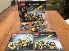 LEGO TECHNIC 8067  avec boite et notice sachet jamais ouvert