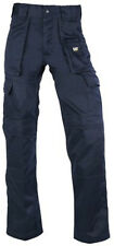 "MENS CATERPILLAR WORKWEAR CARGO TROUSERS(C820) NAVY 42"" TALL BNWT BARGAIN PRICE"