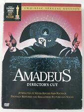 Amadeus - 2 Disc Special Edition Director's Cut Dvd - Abraham, Hulce, Berridge