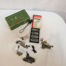 Singer Vintage Sewing Machine Attachments 48675