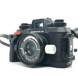 【EXC++++】Nikon NIKONOS IV-A Underwater Film Camera W/NIKKOR 35mm f/2.5 JAPAN