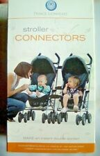 Prince Lionheart Stroller Connectors Easy to Use Combine two into one easily.
