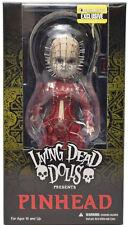 Mezco Toyz EE Exclusive Living Dead Dolls Hellraiser Pinhead Red Variant New