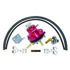 1x Sytec 1:1 MOTORSPORT Regulador de presión del combustible (vk-msv-vrx-r)