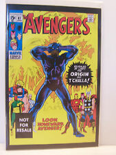 Marvel Legends Toybiz edition Comic Black Panther Avengers 87 Bagged and Boarded