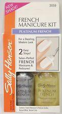 Sally Hansen French Manicure Kit - Platinum French 3059