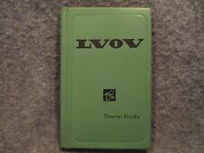 LVOV Grigory Semyonov Tourist Guide Paperback Pocket Book Novosti Press