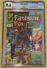 U.S.AVENGERS (2017)  #11 CGC 9.6 Lenticular Homage of Fantastic Four #261 (Marve