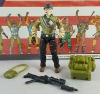 Original 1987 GI JOE TUNNEL RAT V1 ARAH not complete UNBROKEN figure