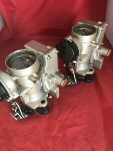 PAIR of Carter YH Carburetors for Nash Healey, Le Mans and Marine Applications!