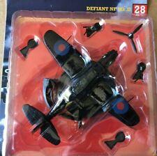 """DIE CAST """" DEFIANT NF MK.II """" SCALA 1/72"""