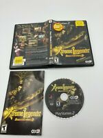 Sony PlayStation 2 PS2 CIB Complete Tested Xtreme Legends Dynasty Warriors 3