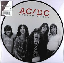AC/DC - Boston Rocks - New England Broadcast 1978 (Ltd Picture Disc LP) New