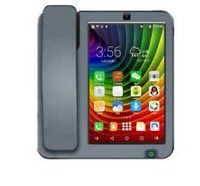 Smart LTE 4G Fixed Wireless Landline Android6.0 SIM Network Desk Videophone WIFI