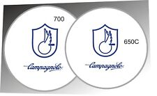 CAMPAGNOLO GHIBLI 700C+650c  DISC WHEEL REPLACEMENT DECAL SET FOR 2 DISCS