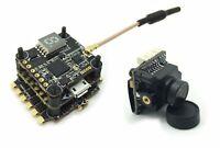 HGLRC XJB F438-TX20.V2-ELF 1/3 CCD Kamera F4 Flug Controller 33A ESC VTX Combo