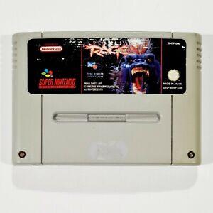 Super Nintendo Modul PRIMAL RAGE Pal 2D Arcade Beat'em Up/Dinosaurier/Monster